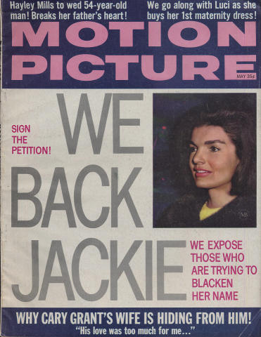 Motion Picture Magazine May 1967