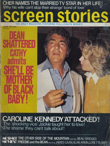 Screen Stories Magazine June 1975
