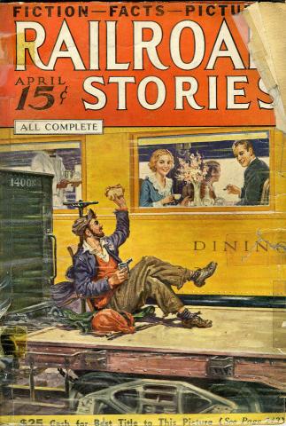 Railroad Stories
