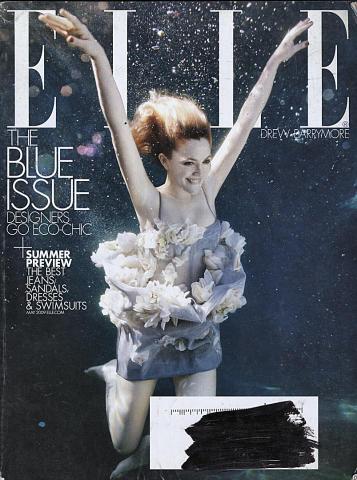 Elle Magazine May 1, 2009
