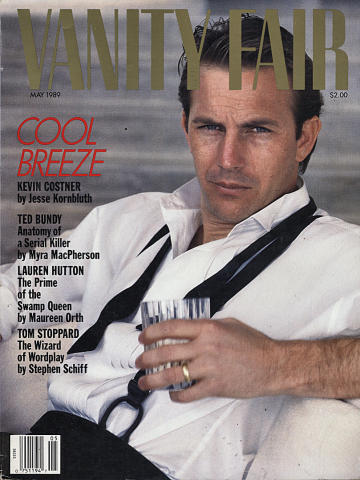 Vanity Fair Magazine May 1989