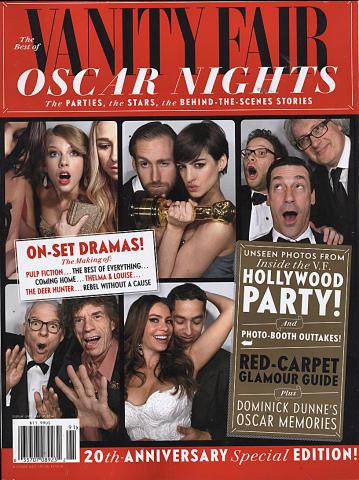 Vanity Fair Magazine July 2014