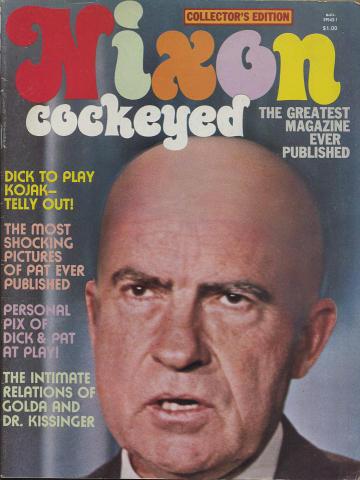 Nixon Cockeyed