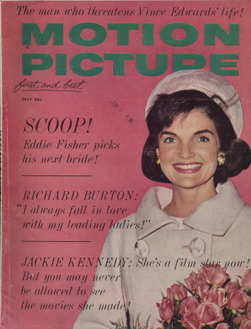 Motion Picture Magazine July 1962