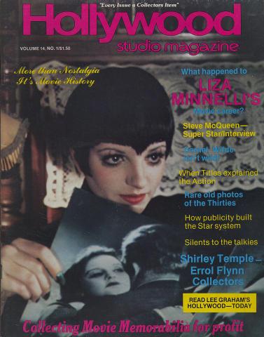 Hollywood Studio Magazine June 1980