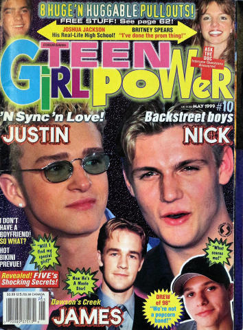 Starlog: Teen Girl Power May 1999