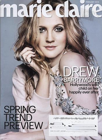 Marie Claire Magazine February 1, 2014