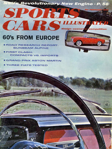 Sports Cars Illustrated