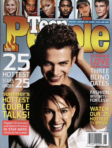 People Magazine June 1, 2002