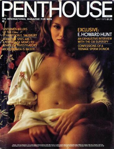 Penthouse Magazine May 1975