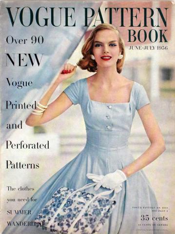 Vogue Pattern Book Vol. 30 No. 6