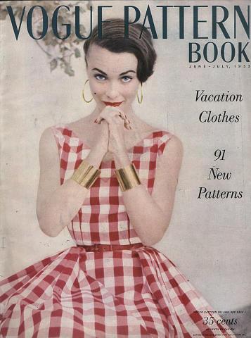 Vogue Magazine June 1953