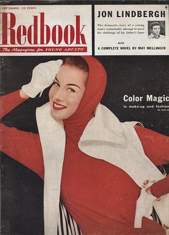 Redbook Magazine September 1954