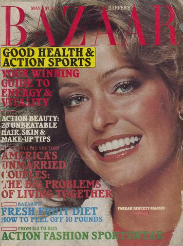 Harper's Bazaar May 1977