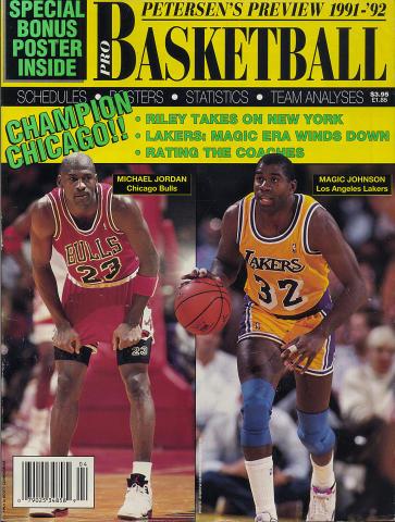 Petersen's Pro Basketball 1991-92