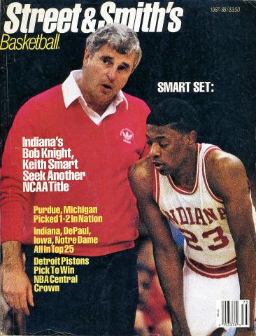 Street & Smith's Basketball 1987-88