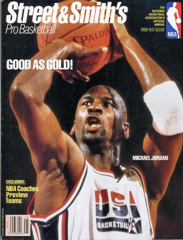 Street & Smith's Pro Basketball 1992-93