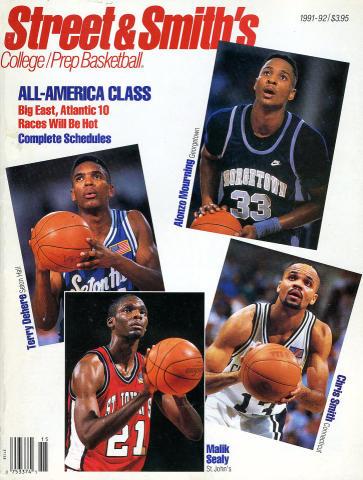 Street & Smith's College / Prep Basketball
