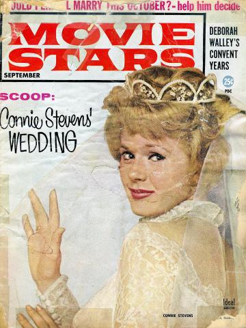 Movie Stars Magazine September 1971