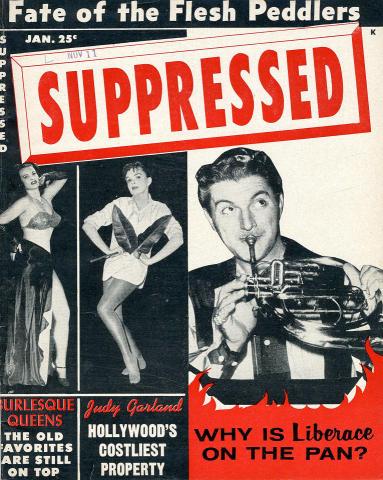 Suppressed Magazine January 1955
