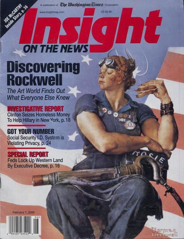 Insight Magazine February 7, 2000