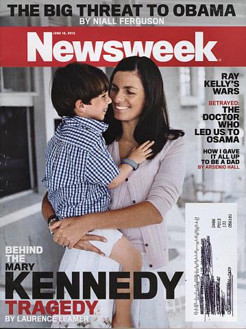 Newsweek Magazine June 18, 2012