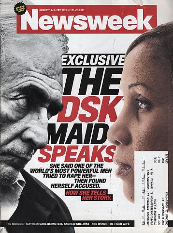 Newsweek Magazine August 1, 2011