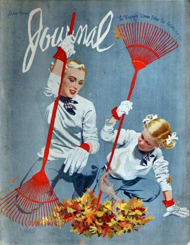 Ladies' Home Journal October 1948