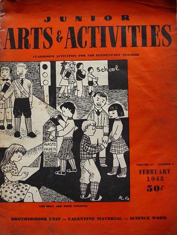 Junior Arts & Activities