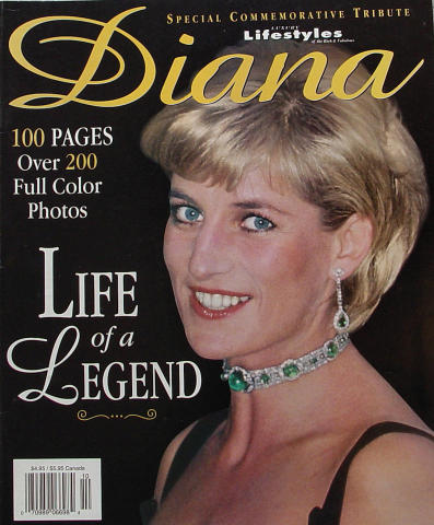 Luxury Lifestyles: Princess Diana Special Commemorative Tribute