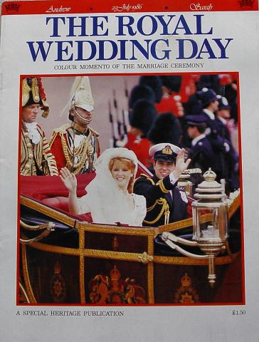 The Royal Wedding Day