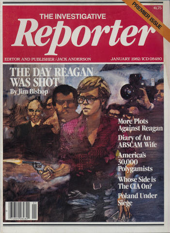 The Investigative Reporter Magazine January 1982