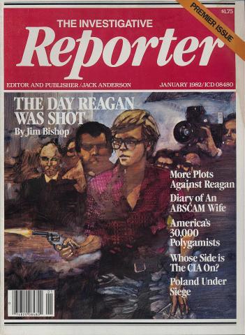 The Investigative Reporter