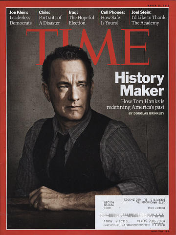 Time Magazine March 15, 2010
