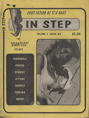 In Step Vol. 5 Issue 8