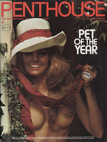 Penthouse Magazine October 1973