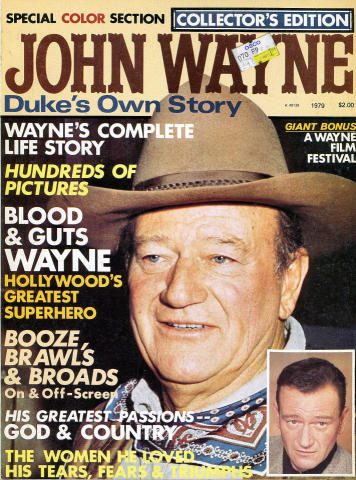 John Wayne: Duke's Own Story