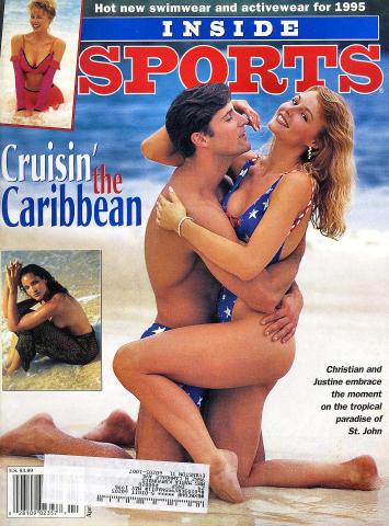 Inside Sports Magazine April 1995