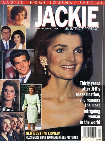 Ladies' Home Journal: Jackie