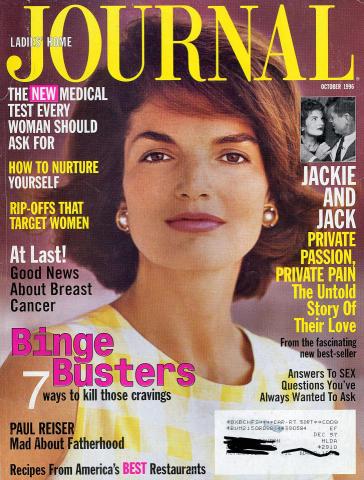 Ladies' Home Journal October 1996