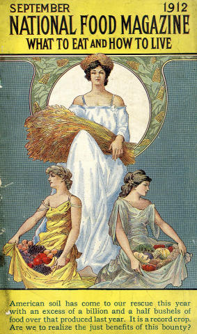 National Food Magazine September 1912