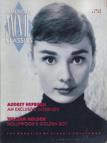 American Movie Classics Magazine July 1990