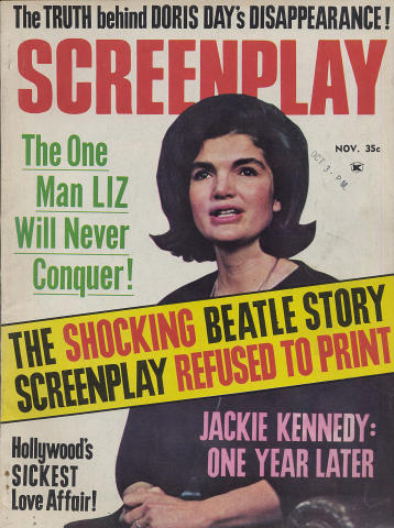 Screenplay Magazine November 1964