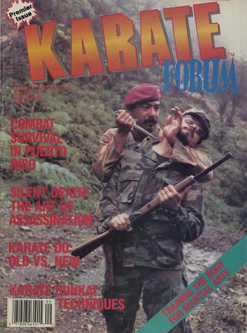 Karate Forum Vol. 1 No. 1