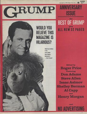 Grump Anniversary Issue