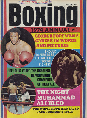 Boxing Annual #2