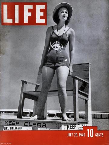 LIFE Magazine July 29, 1940