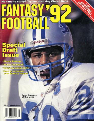 Fantasy Football '92