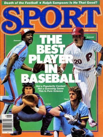 Sport Magazine June 1983