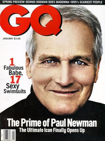 GQ Magazine January 1995